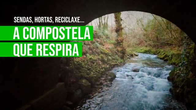 A Compostela Que Respira