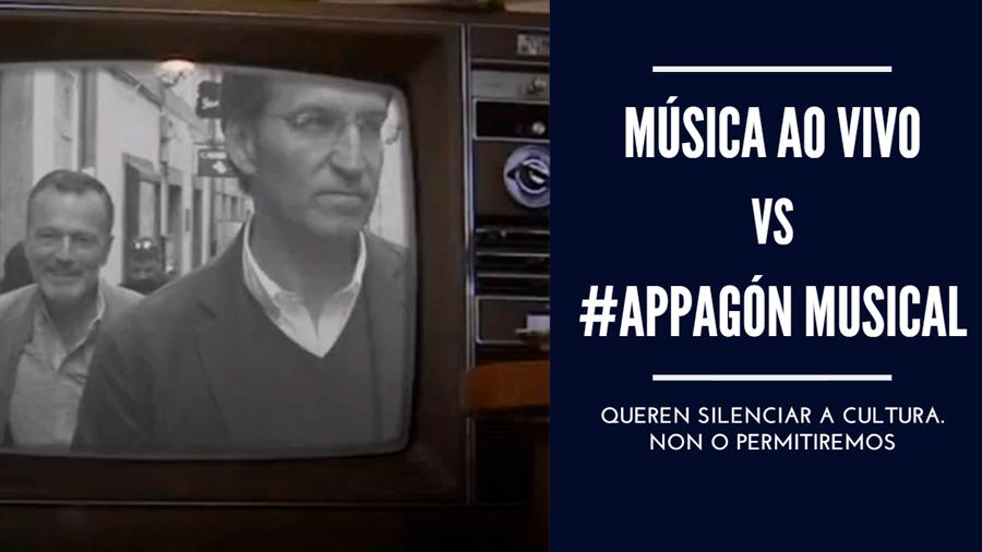 Música ao Vivo vs #aPPagón Musical