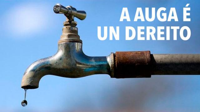 Máis ben común: Recuperar a auga