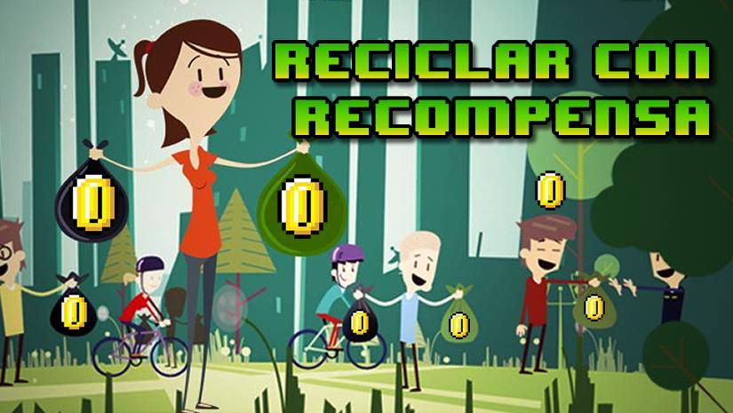 Reciclar con recompensa