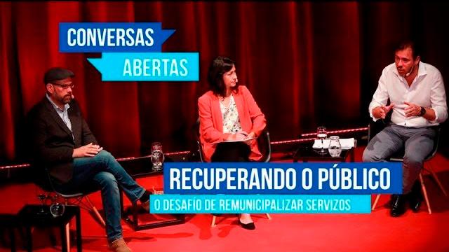 Conversas Abertas: Recuperando o Público