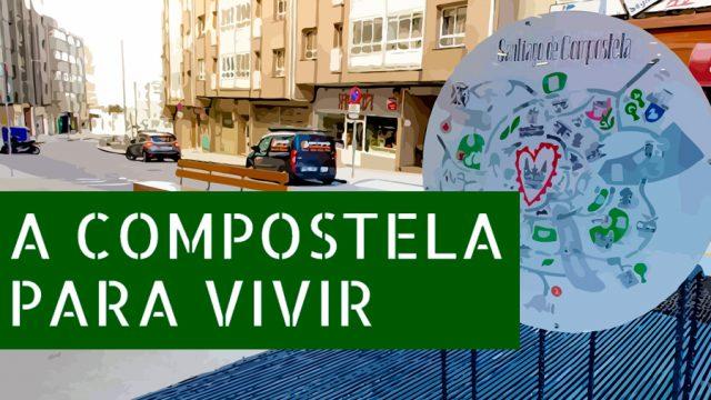 A Compostela para Vivir
