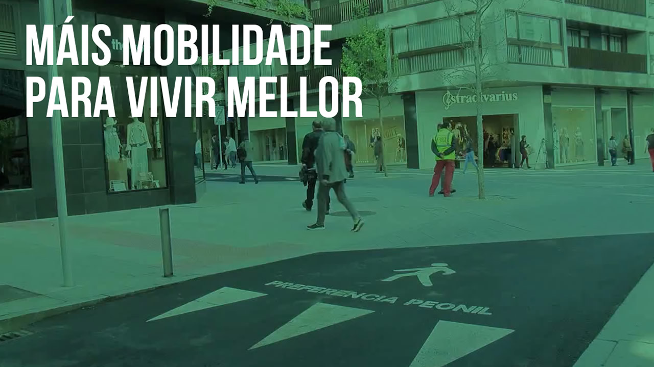 Máis Mobilidade para vivir mellor